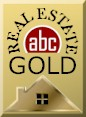 Gold Award from RealEstate ABC