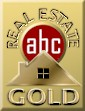 Gold Award for Consumer oriented real estate site from www.realestateabc.com